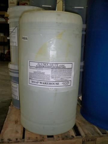 Aluma Brite 30 gallon (This only ships via Freight line, call to order)