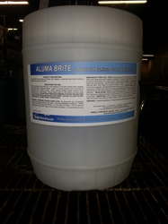 Aluma Brite 5 gallon (This can not ship via FedEx, call to order)