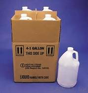 Bandit Laundry Case of 4, 1 gallons