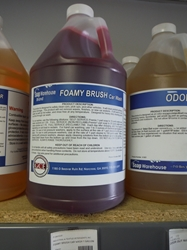 Foamy Brush 1 gallon