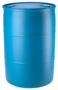 Hood Cleaner 55 gallon drum