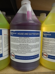 House and Gutter Brite 1 gallon (Same as Mighty Max)