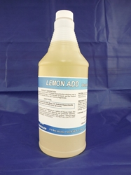 Lemon Add sample quart