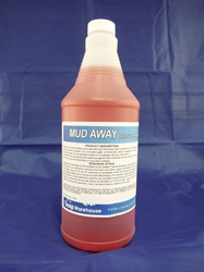 Mud Away sample quart