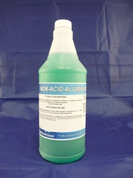 Non Acid Aluminum Coil Cleaner sample quart