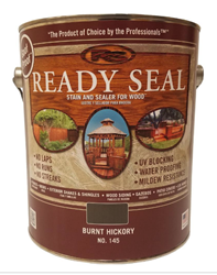 Ready Seal Stain - Burnt Hickory - 1 gallon