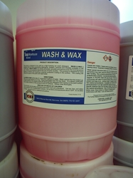 Wash & Wax 5 gallon