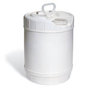 No. 1 - 5 gallon